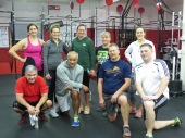 Great looking group of CrossFitters!