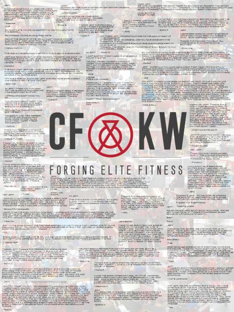 CFKW 1 Year