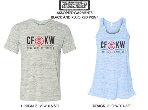 CROSSFIT KIRKWOOD CF KW 6-20-16